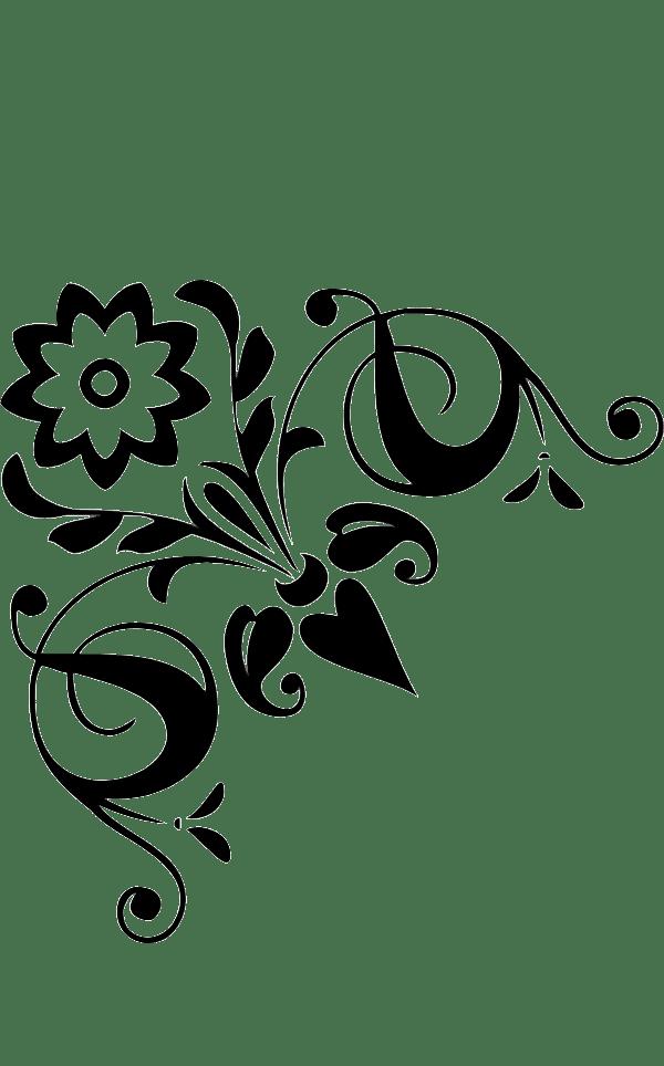 Трафарет и шаблон Орнамент