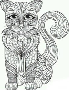 котенок антистресс