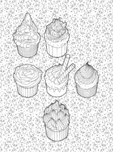 пироженные