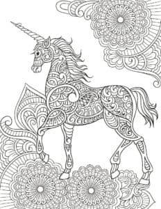 мифическая лошадь
