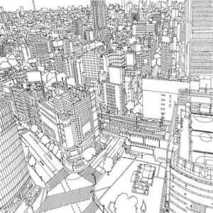 картинка город