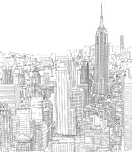 Антистресс город нью йорк
