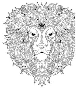 царь зверей антистресс