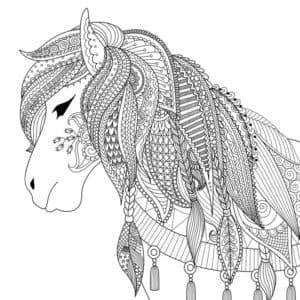 антистресс лошадь