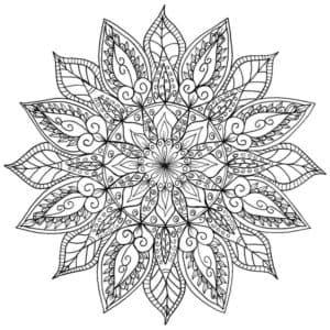 изображение мандалы