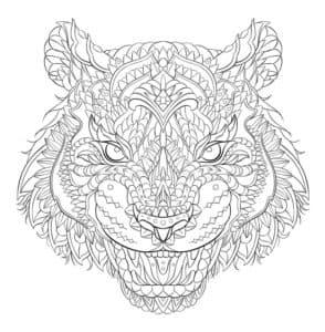 тигр антистресс