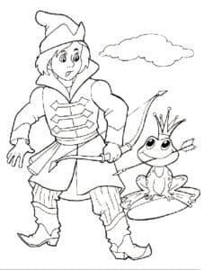 иван царевич и лягушка