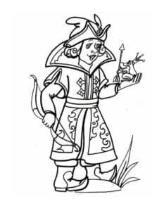 иван царевич с луком