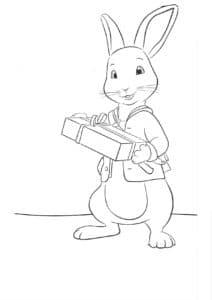 картинка крольченок