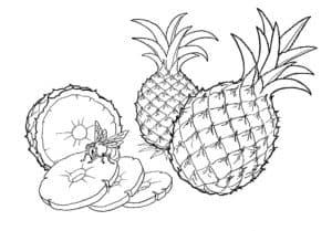 ананас и муха