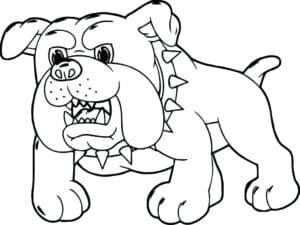 злая собачка