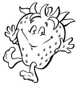 веселая клубника