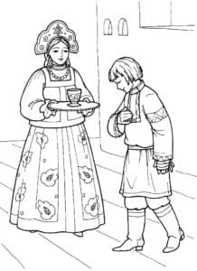 иван дурак и принцесса