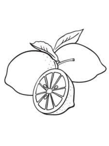 два с половиной лимона