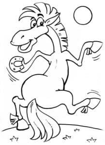 гай юлий цезарь лошадь