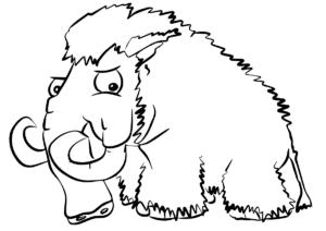 большой мамонт