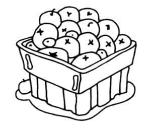 ящик мандарин