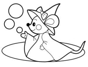 мышка фокусница