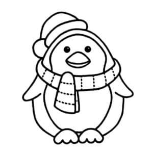 пингвин из мультика