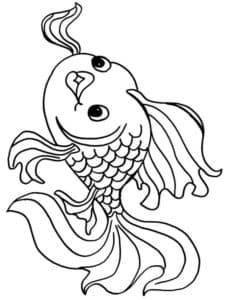 рыба с губами