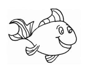 смешная рыбка