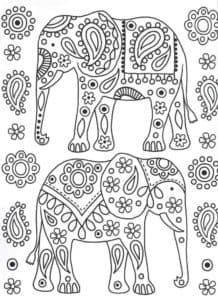 слоны антистресс