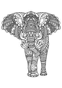 большой слон антистресс