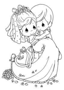 влюбленные дети