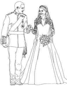 свадьба молодоженов