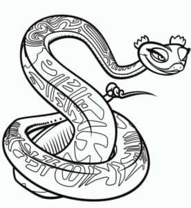 змея антистресс