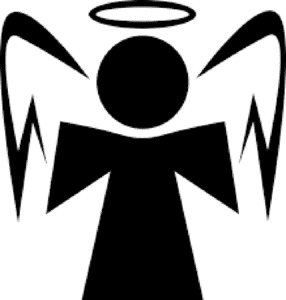шаблон ангела