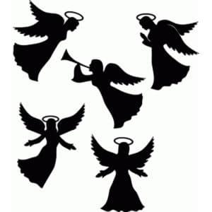 формы ангелов