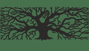 Дерево с ветвями