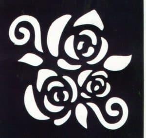 розы для вырезания
