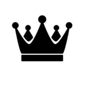 корона с пятью концами