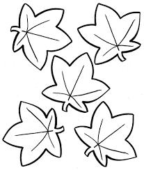 пять листов трафарет