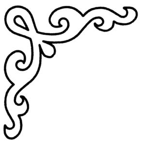 орнамент для вырезания