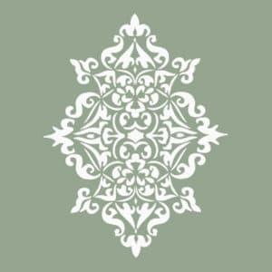 орнамент с узорами