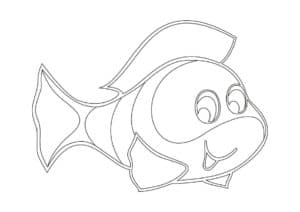 рыбка немо