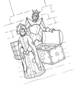 кощей и царевна