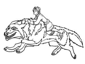 иван на волке