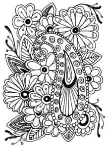 композиция цветы антистресс
