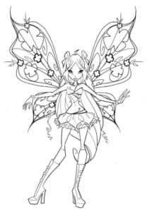 фея Beliviks