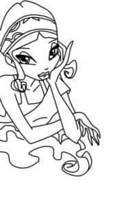 Лейла фея картинка