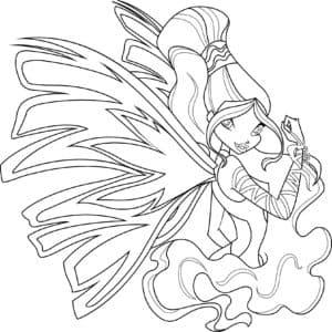 картинка винкс сиреникс