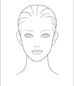девушка для макияжа
