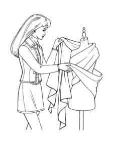 топ модель и одежда