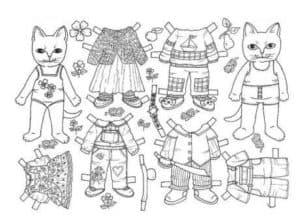 Одежда для котиков