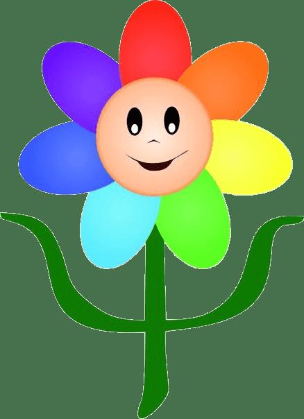 Раскраска Цветик семицветик
