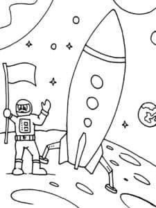 большая ракета